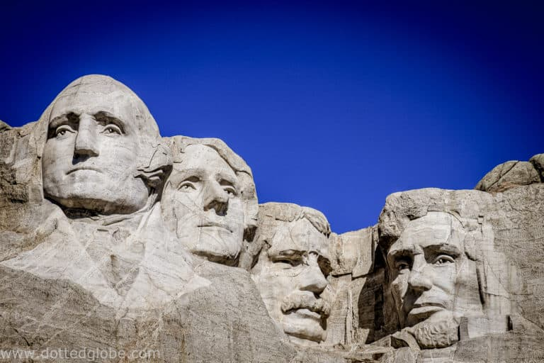 Visitor's Guide to Mount Rushmore National Memorial, South Dakota