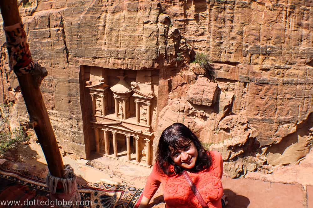 5 Best Ways to photograph the Treasury at Petra
