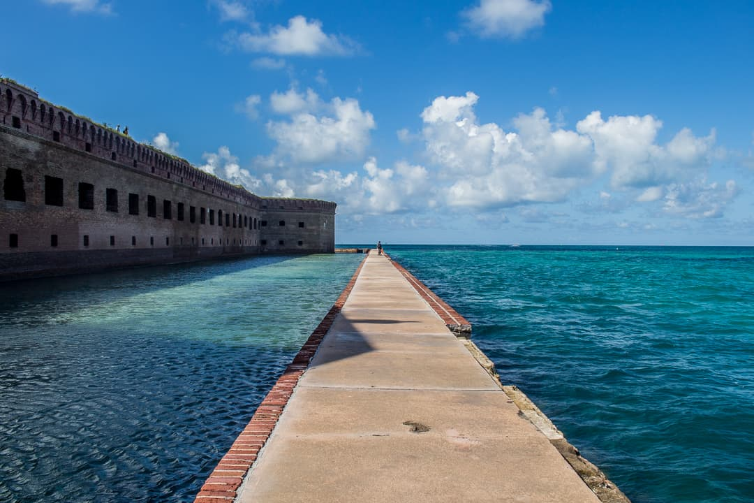 Visiting Dry Tortugas National Park and Fort Jefferson