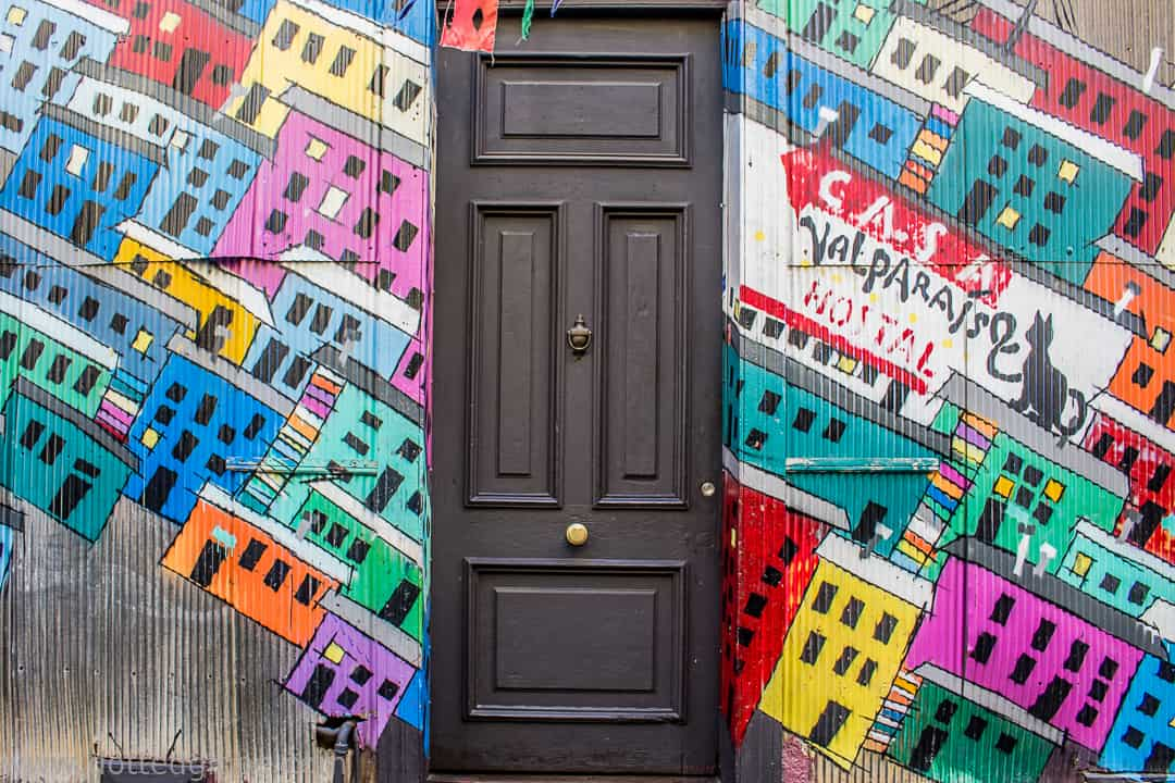Street Art and Ceviche – 25 Best things to do in Valparaiso