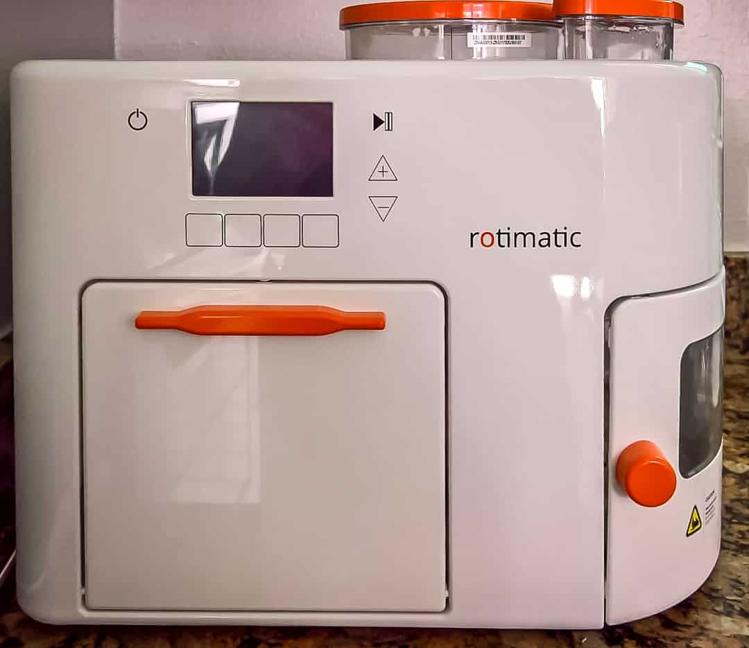 Rotimatic Review : My honest, in-depth experience with the robotic roti maker