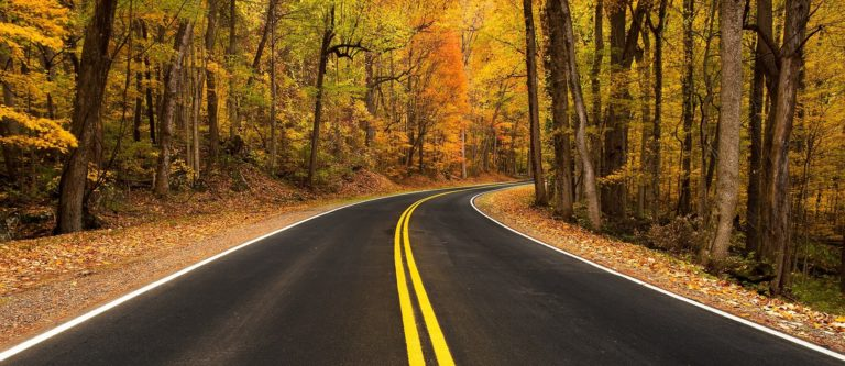 How to Experience Fall Colors on Talimena National Scenic Byway