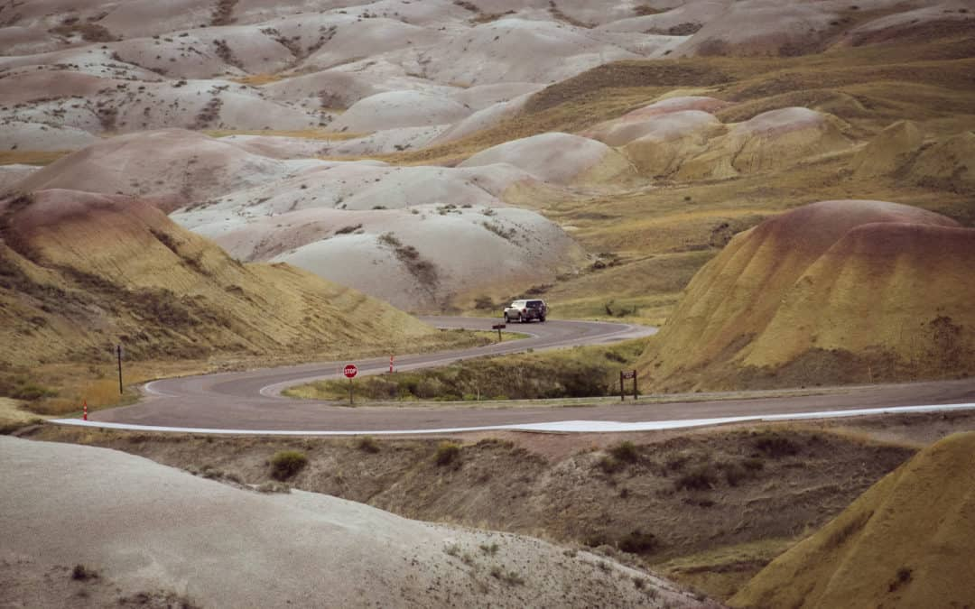 Top 5 South Dakota Scenic Drives: Road tripping with a view!