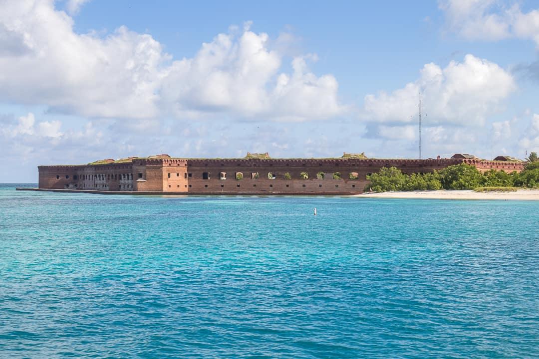 Dry Tortugas National Park Key West Florida