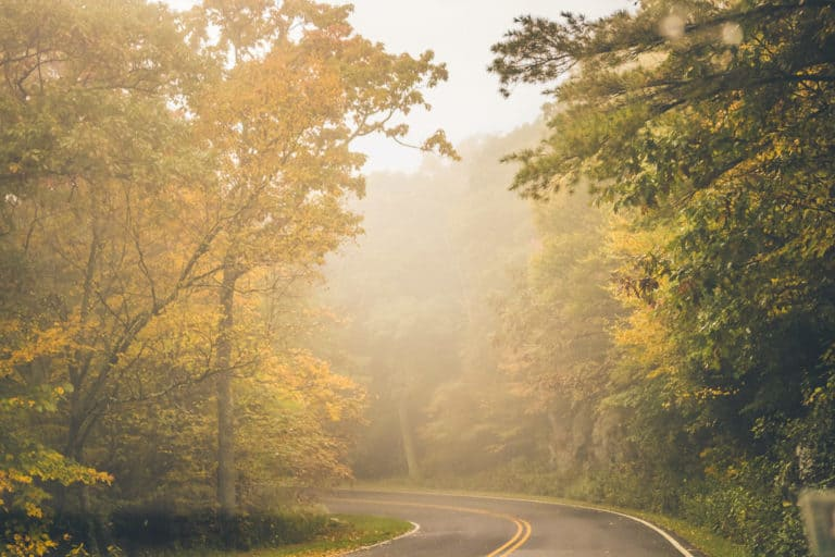 9 Best Places to see fall foliage in September
