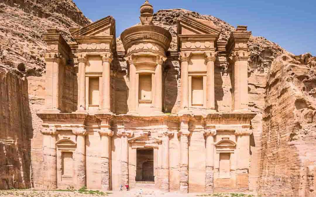 Ancient City of Petra Itinerary