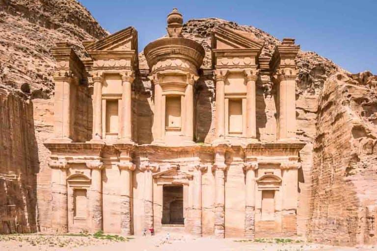 Ancient City of Petra Itinerary
