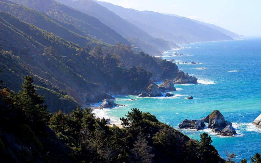 How to Plan a Big Sur Day Trip along Pacific Coast Highway (PCH1)