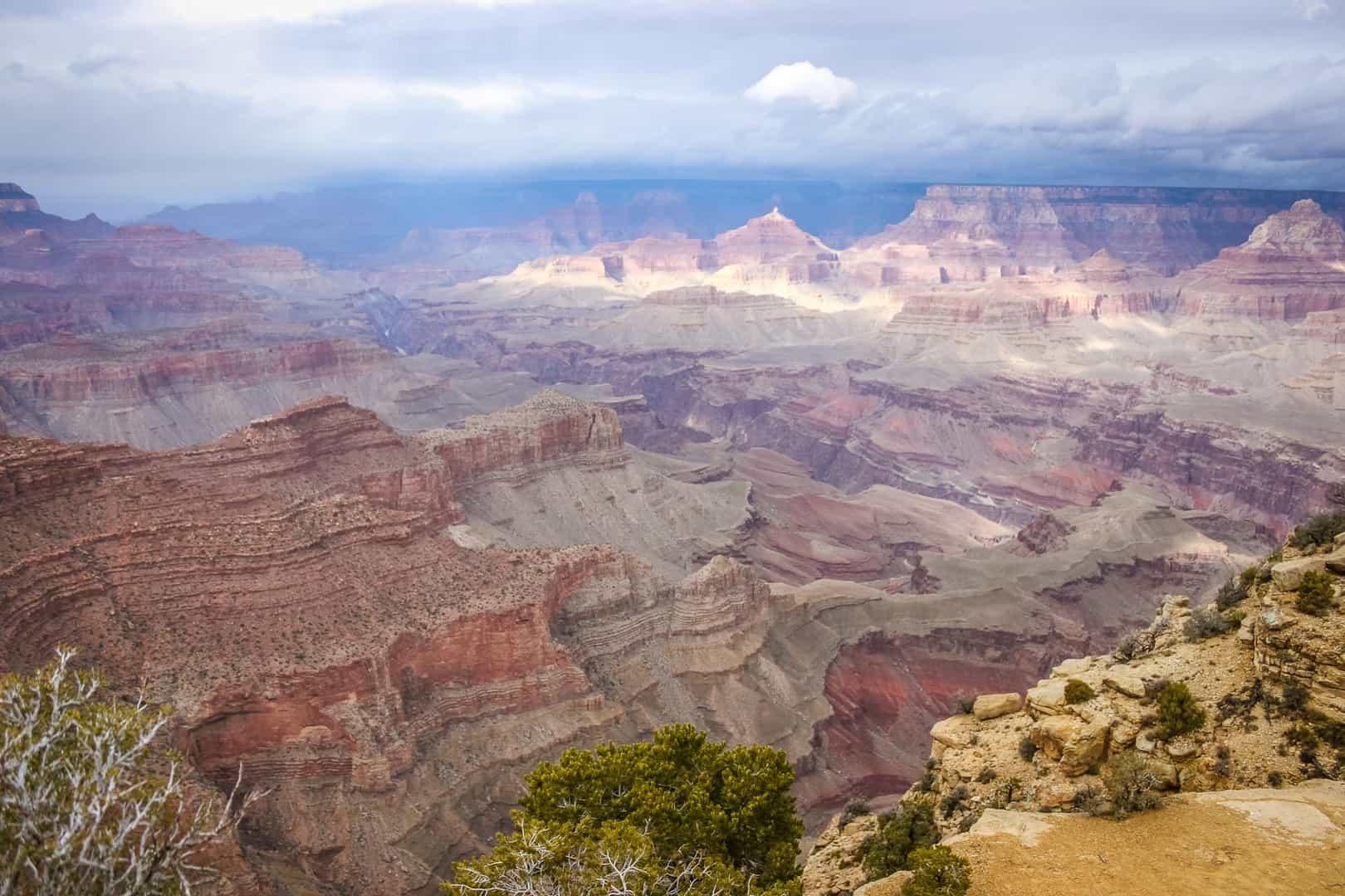 Photo of Grand Canyon National Park at sunset
