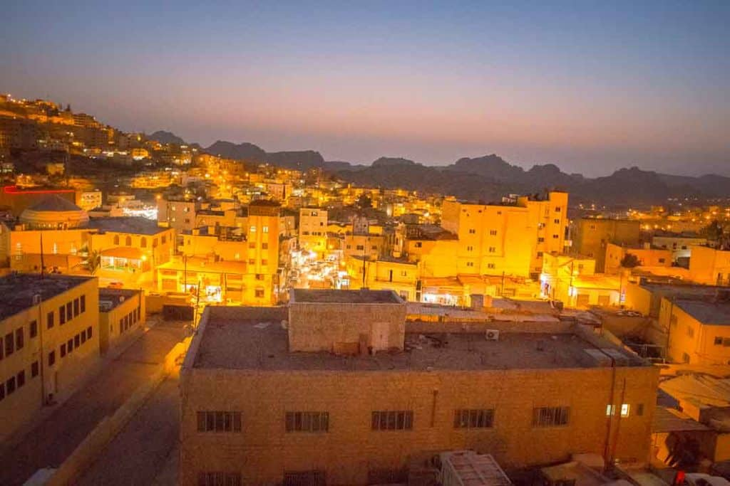 This is a photo of Wadi Musa in petra taken by Ketki R S for Dotted Globe travel website.