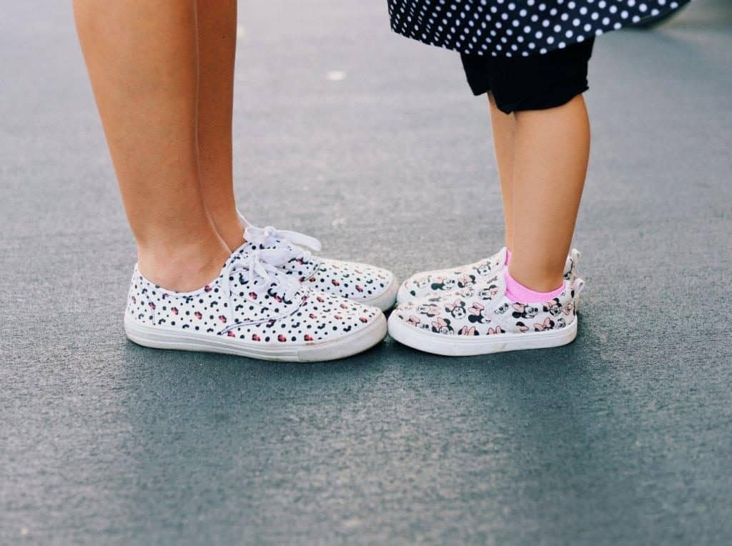 Cute and Comfortable Shoes for Disney