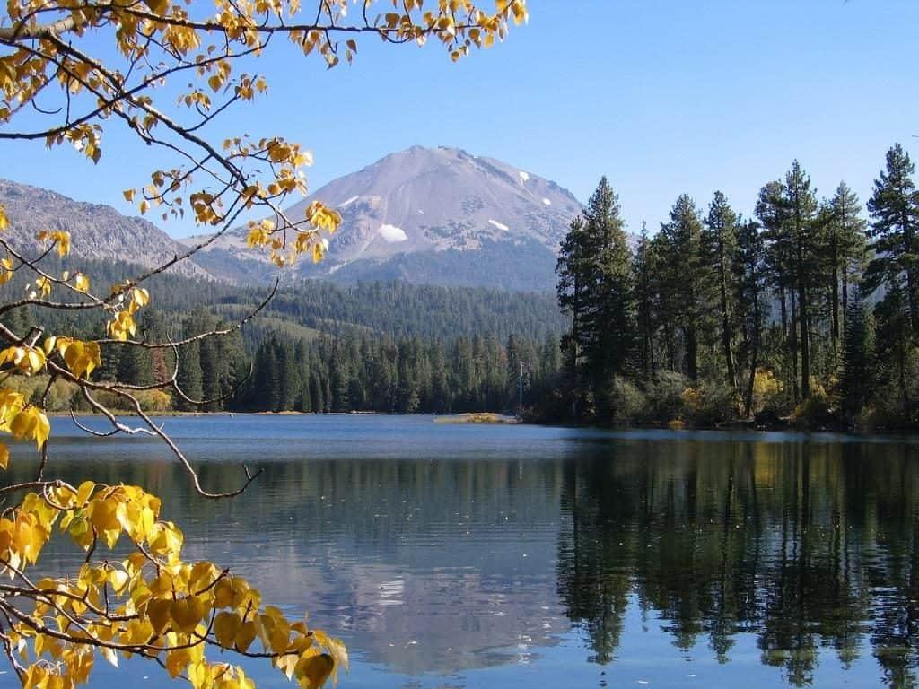 Lassen Volcanic National Park California