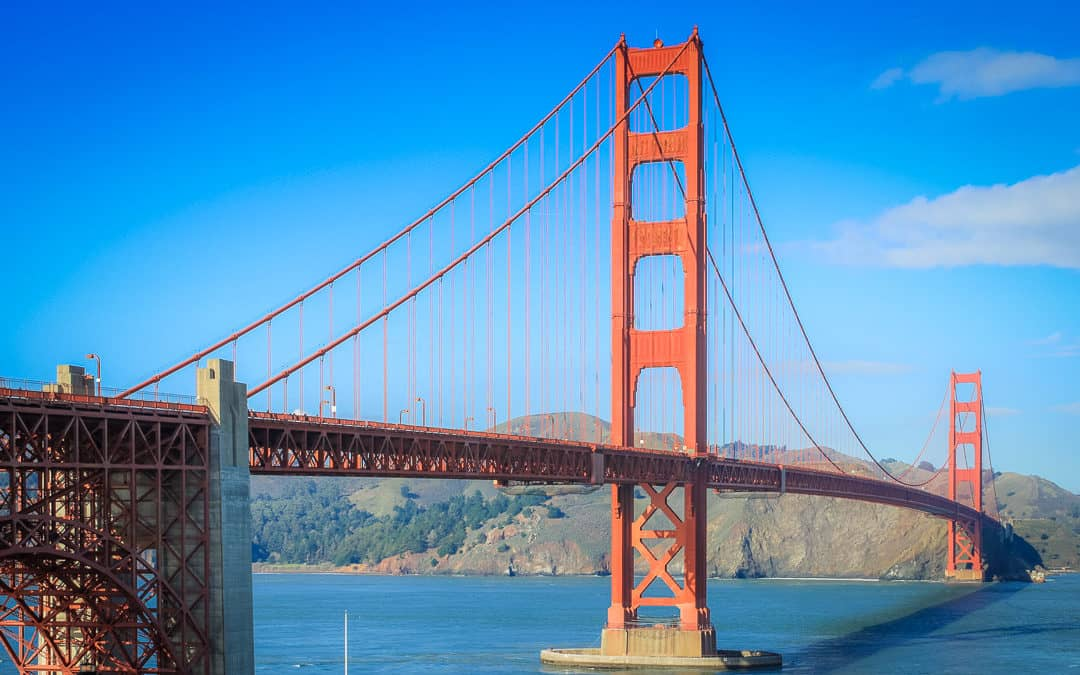 Best of San Francisco Itinerary: 3, 4 or 5 days trip ideas