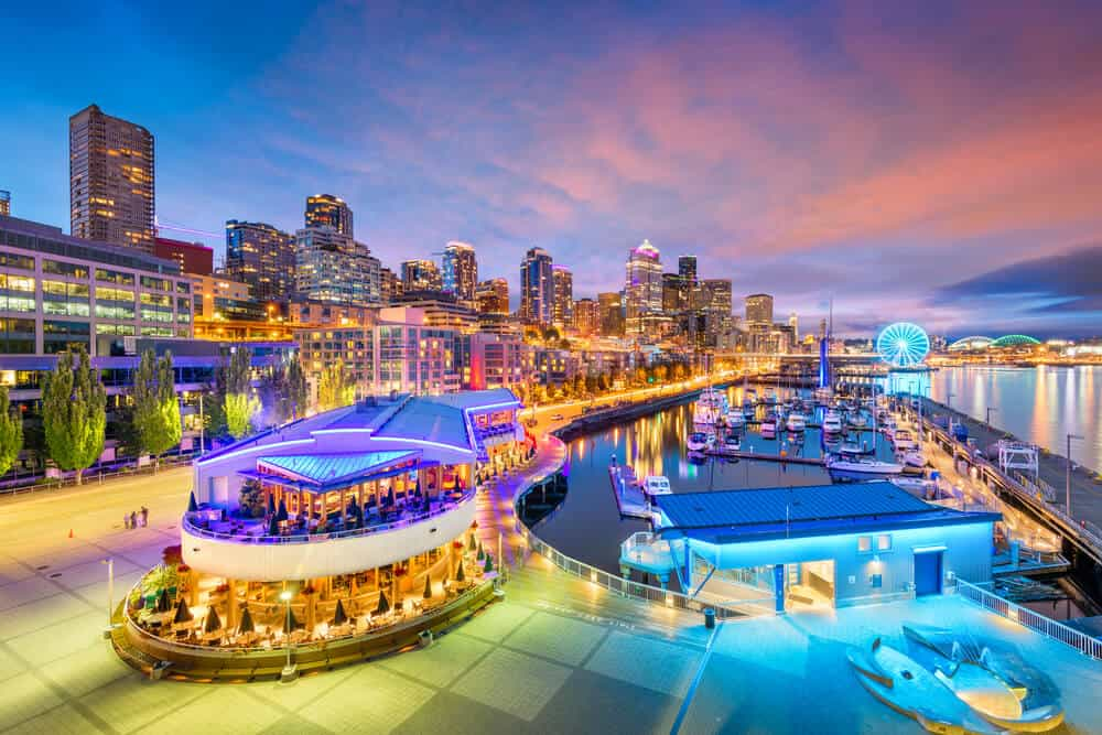 Waterfront Park, Seattle, Washington