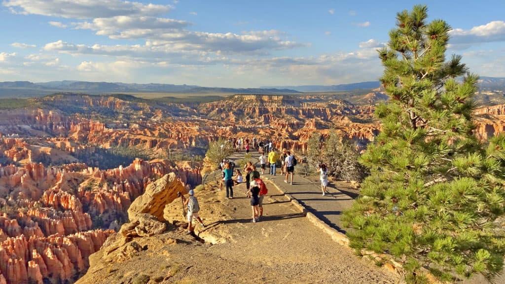 Bryce Canyon National Park_rim trail