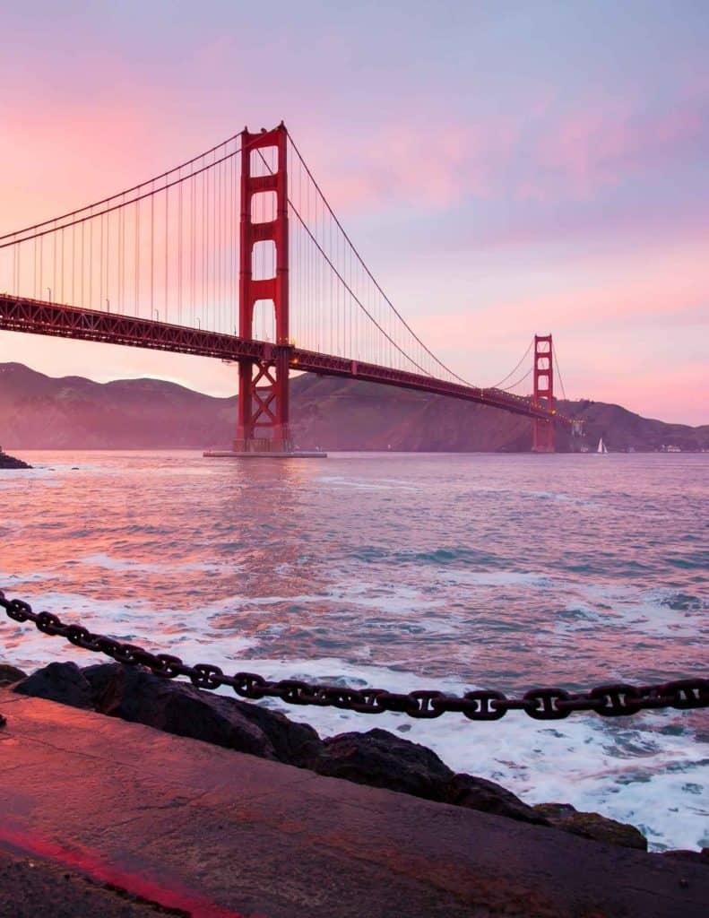 Golden Gate Bridge, San Franciscoo