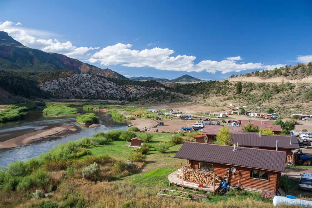 Hot Sulphur Springs Colorado