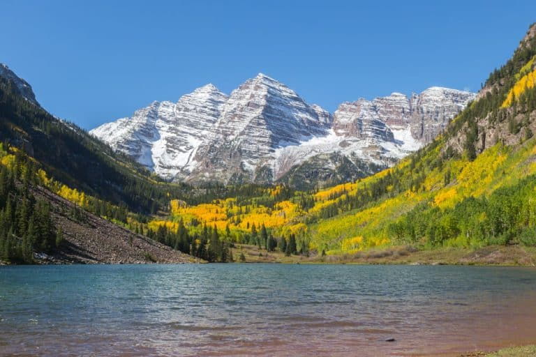 10 Days in Colorado Road Trip Itinerary