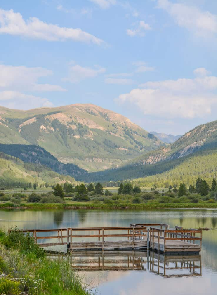 White River National Forest, Colorado