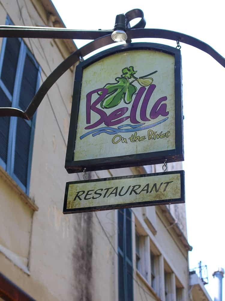 Bella On the River, San Antonio Riverwalk