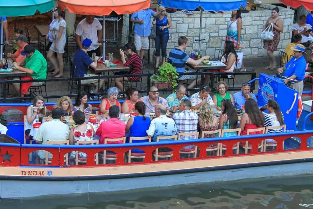 Dinner Cruise San Antonio Riverwalk