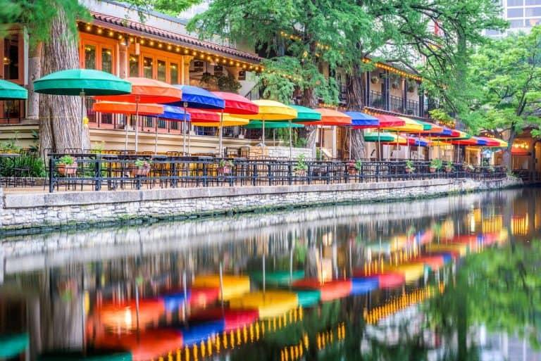 20 Best Restaurants on the San Antonio Riverwalk, Texas