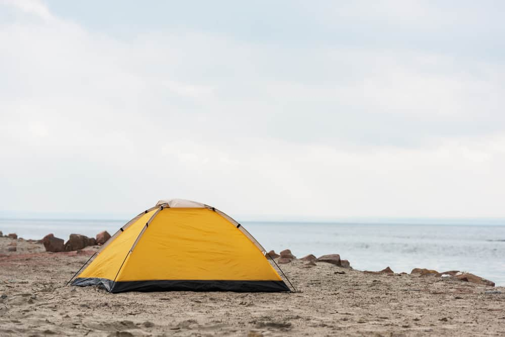 Best Places to camp on the beach in USA