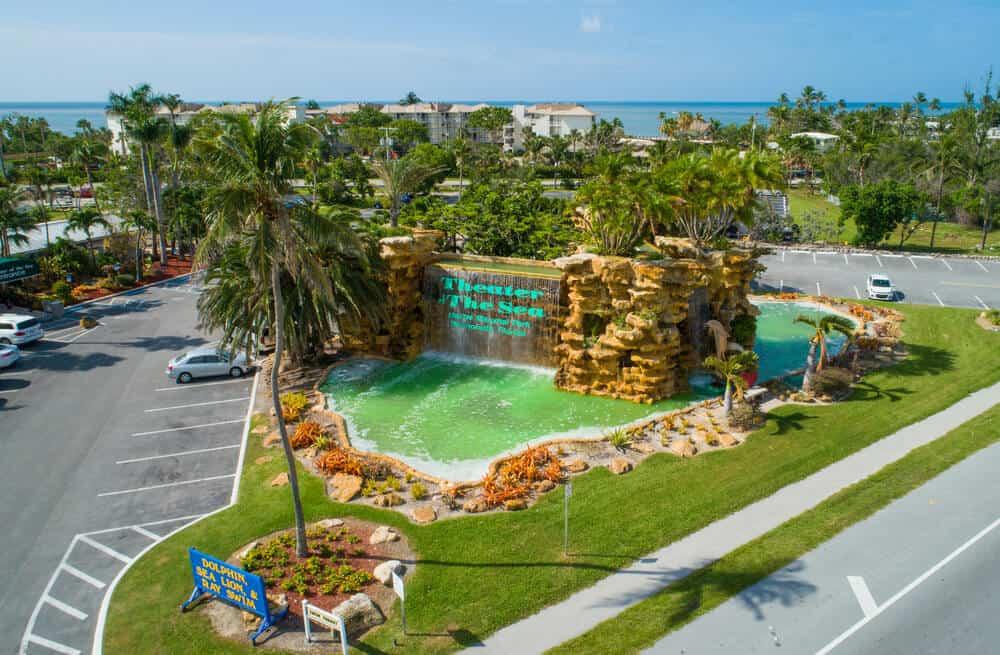 Theater of the Sea Marathon Florida Keys