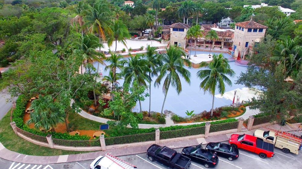 Venetian Pool in Coral Gables Florida
