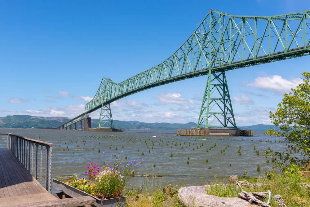 Astoria-Megler Bridge, Astoria, Oregon