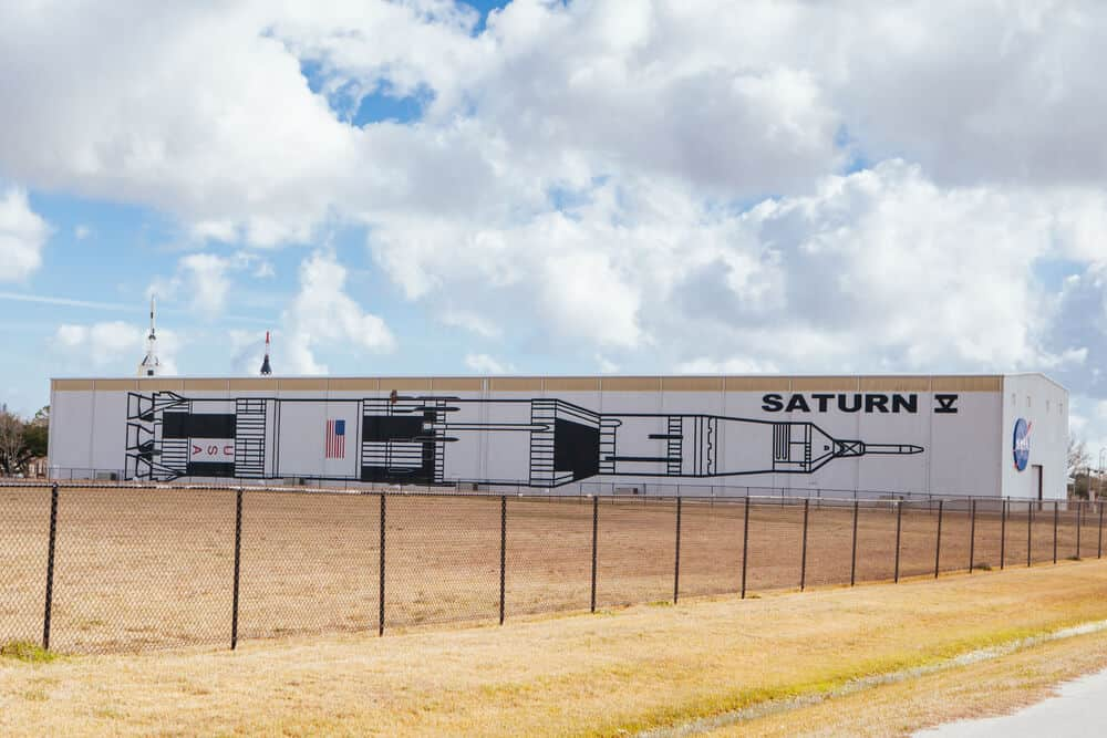 Johnson Space Center in Houston