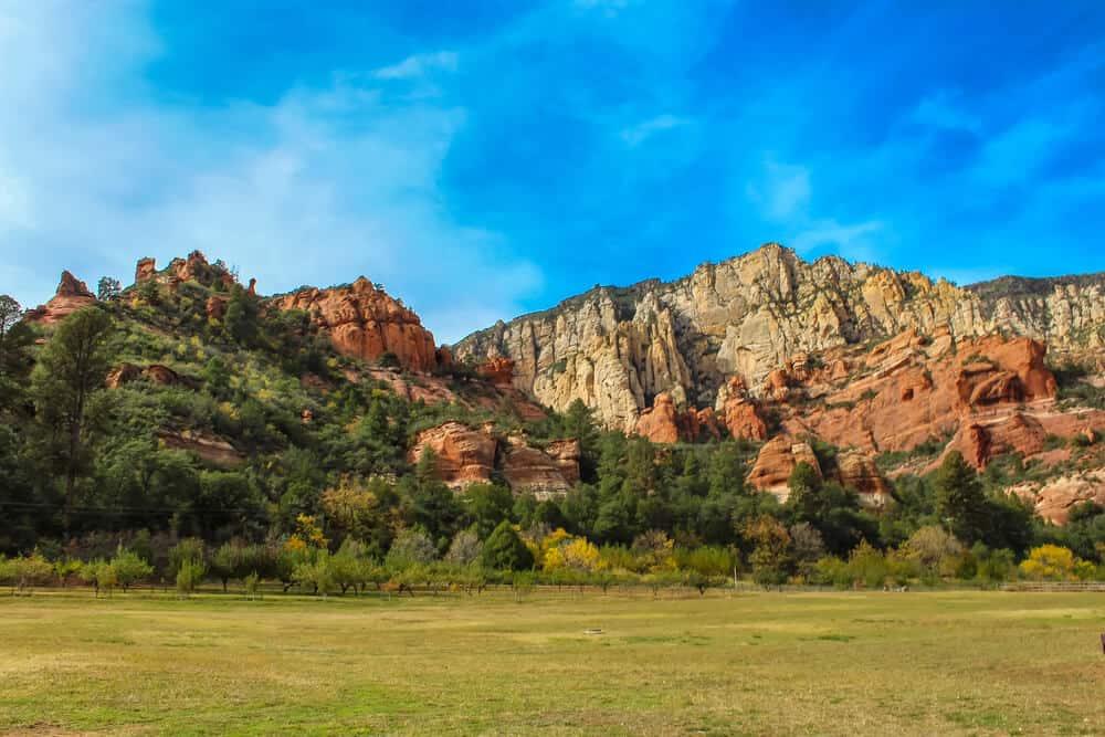 Slide Rock State Park, Arizona