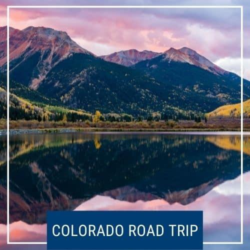 Dotted Globe Colorado Road Trip
