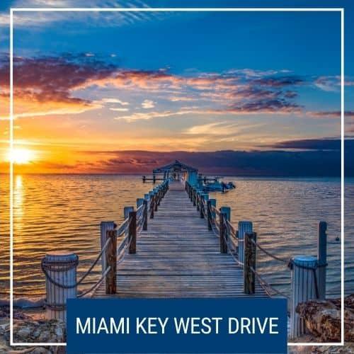 Dotted Globe Miami Key West Road Trip