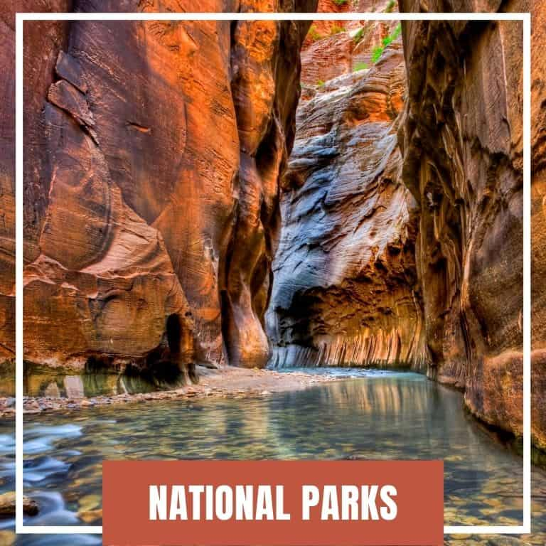 Click here to navigate to USA National Parks and Monuments Category of Dotted Globe Travel Blog