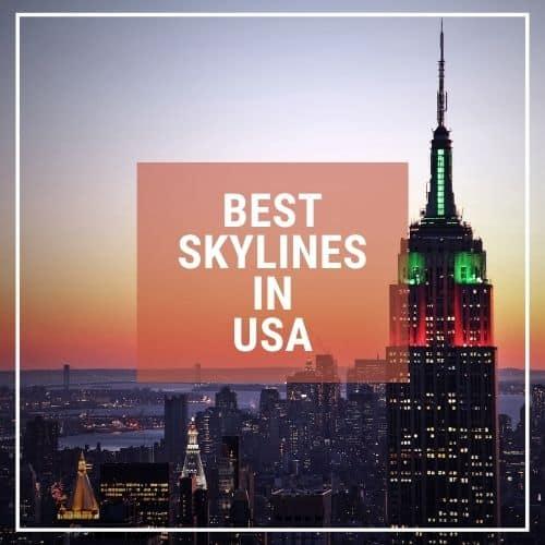 Dotted Globe USA Travel Blog Art Architecture Best Skylines USA