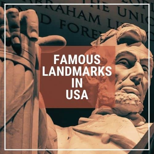 Dotted Globe USA Travel Blog Art Architecture Famous Landmarks USA
