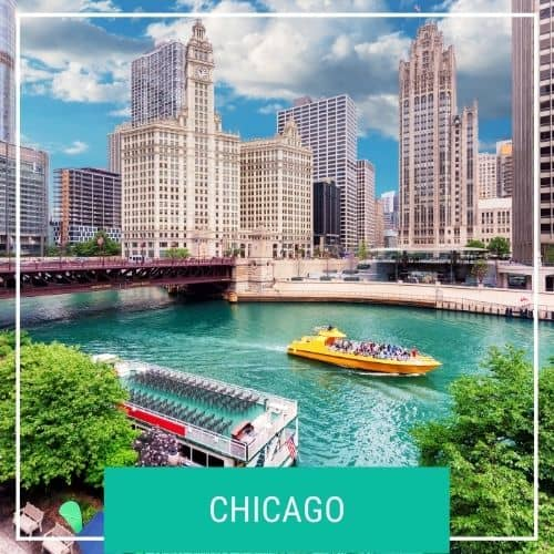 Dotted Globe USA Travel Blog Chicago City Guide