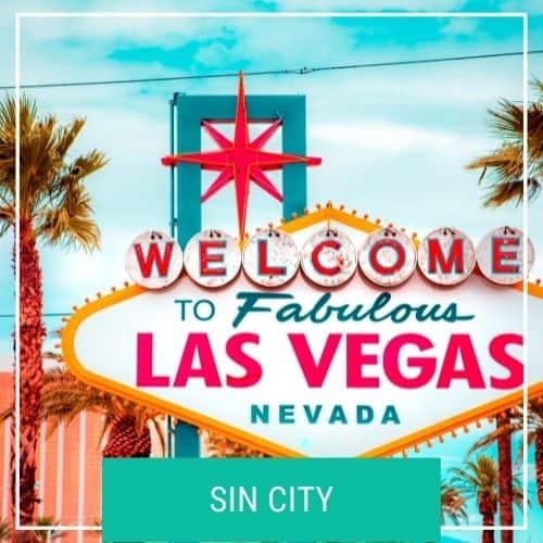 Dotted Globe USA Travel Blog Las Vegas City Guide
