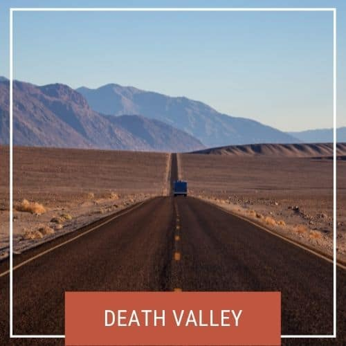 Dotted Globe USA Travel Blog National Parks Death Valley