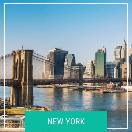 Dotted Globe USA Travel Blog New York City Guide