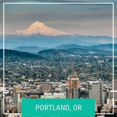 Dotted Globe USA Travel Blog Portland City Guide