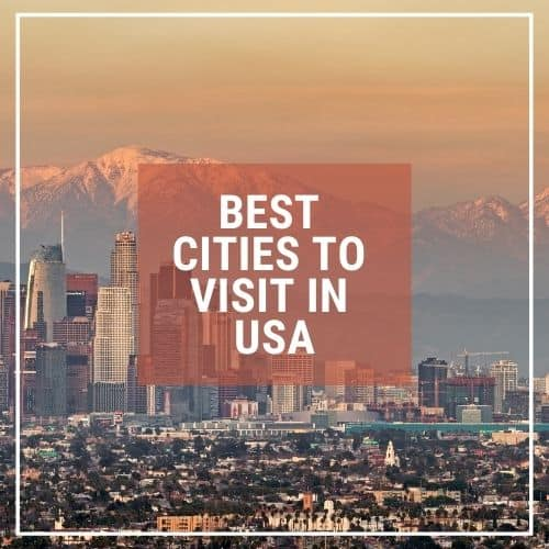 Dotted Globe USA Travel Blog Readers Fave Best Cities in America