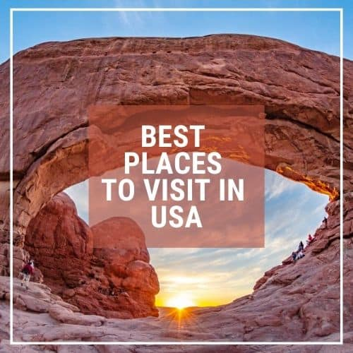 Dotted Globe USA Travel Blog Readers Fave Best Places to Visit America