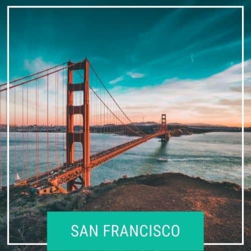 Dotted Globe USA Travel Blog San Francisco City Guide
