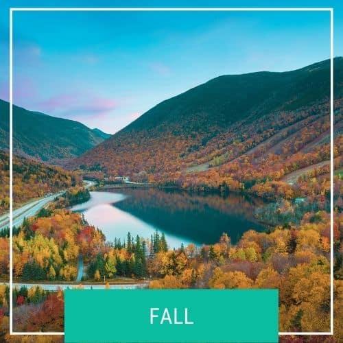 Dotted Globe USA Travel Blog Seasonal Travel Fall