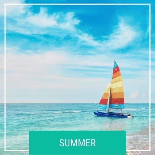 Dotted Globe USA Travel Blog Seasonal Travel Summer
