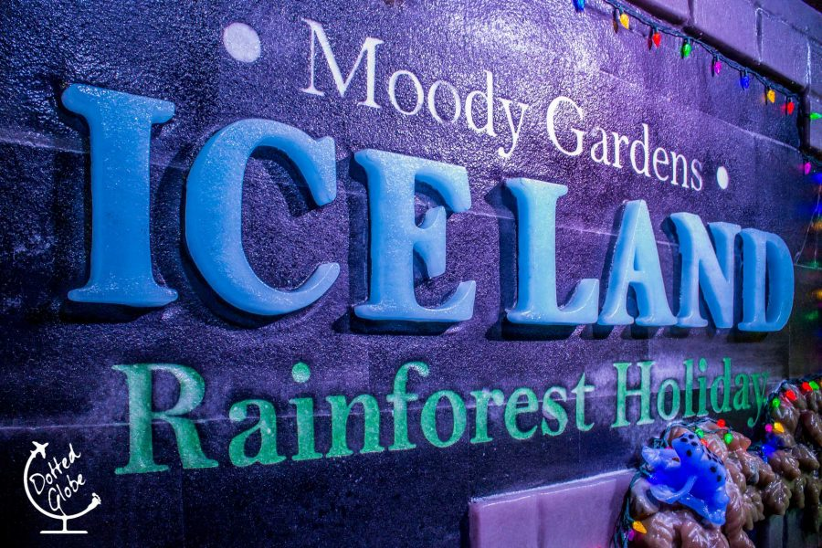 Moody Gardens Iceland Review
